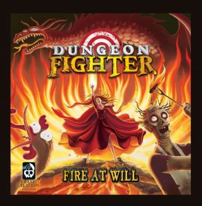 Dungeon Fighter : Fire at Will